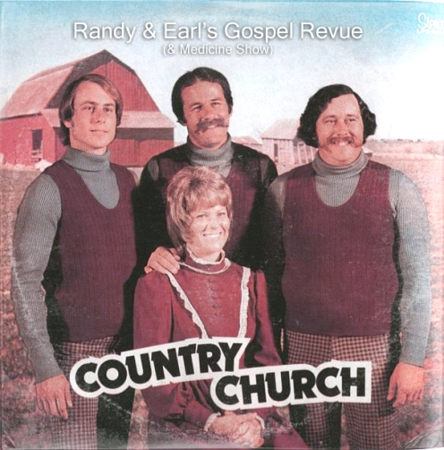 gospel revue country church