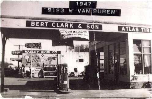 bert-clark-gas-station